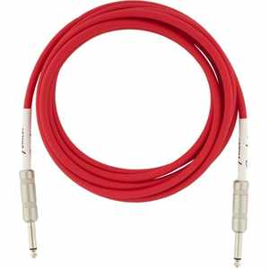 Fender Original Kabel 3m FR Fiesta Red
