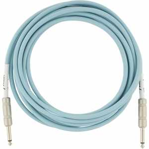 Fender Original Kabel 4,5m DB Daphne Blue