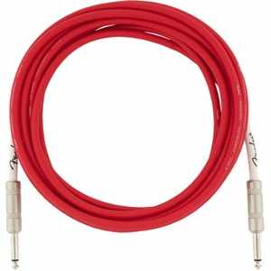 Fender Original Kabel 4,5m FR Fiesta Red