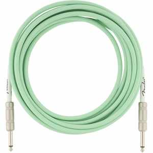 Fender Original Kabel 4,5m SFG Surf Green