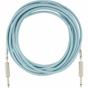 Fender Original Kabel 5,5m DB Daphne Blue