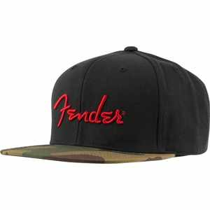 Fender Camo Flat Bill Hat