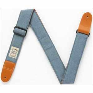 Ibanez DCS50D-LBL Gurt Jeans STRAP  LIGHT BLUE