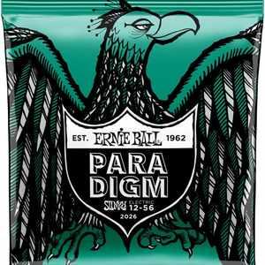 Ernie Ball Paradigm 12-56 E-Git Saiten