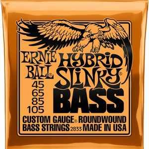 Ernie Ball EB-2833 Hybrid Slinky Bass Saiten 045-105