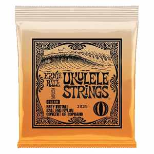 Ernie Ball EB2329 Sopran Ukulele Saiten CL Ball End