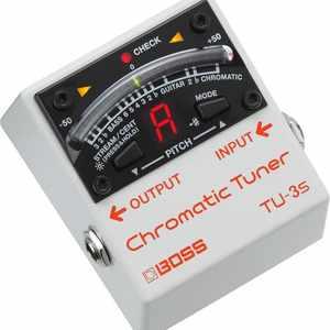 Boss TU-3S Pedal Tuner