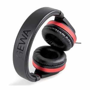 Gewa Kopfhörer HP Six rot