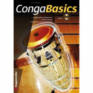 Conga Basics + CD