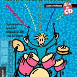 Easy Drumming - Siegfried Hofmann mit CD