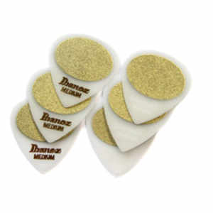 Plecs Sand 6er medium white WHITE, MEDIUM SAND, 6PCS/SET  Inhalt: 6 Stück