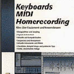 Keyboards, MIDI, Homerecording Hubert Henle