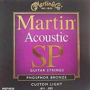 Martin MSP4050 Saiten 011-052
