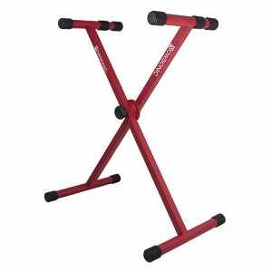 Nowsonic Nord XStand Keyboard X-Stand rot