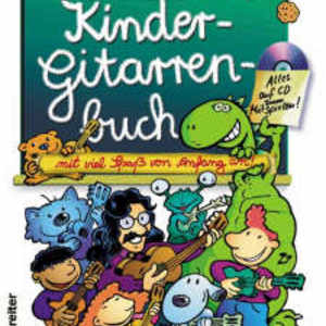 Peter Bursch - Kinder Gitarrenbuch