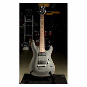 Schecter Omen Active 7 Satin Black