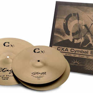 Stagg Starter Becken Set CXA