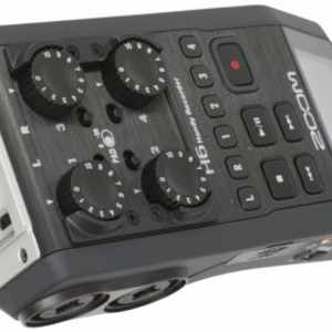 Zoom H-6 Multitrack Recorder