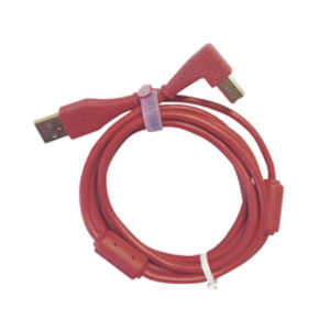 DJ TechTools DJTT Chroma USB Kabel Rot