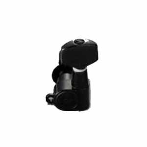 Schaller Mechanik M6 Mini Toplocking links black