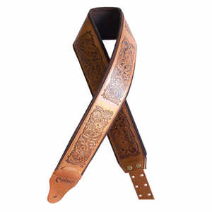 Righton Straps Leathercraft Charro Woody Gurt