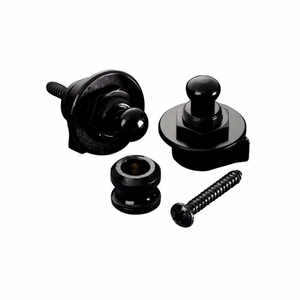 Schaller Security Locks Black