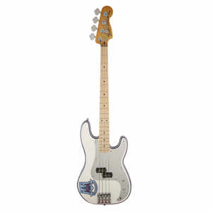 Fender Steve Harris Precision Bass MN Olympic White