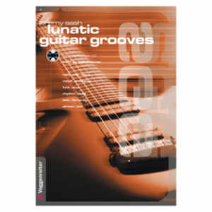 Lunatic Guitar Grooves inkl. CD - Sash, Jeremy