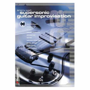 Supersonic Guitar Improvisation inkl. CD - Sash, Jeremy