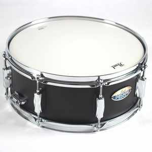 Pearl Snare Decade Maple black 14x5,5
