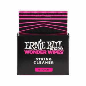 Ernie Ball EB4277 String Cleaner 6er Pack String Cleaner
