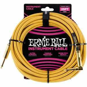 Ernie Ball EB6070 Gitarren Kabel 7,62m