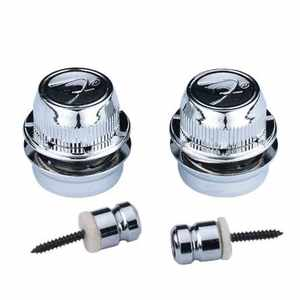 Fender Security Locks Chrome