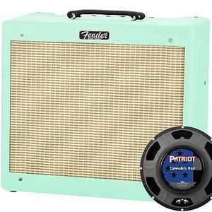 Fender FSR Blues Junior Surf Green - Cannabis