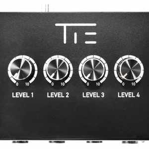 Tie Audio Headphone Amplifier 4CH