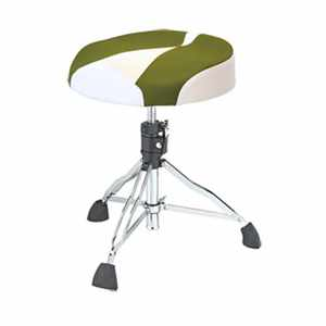 Dixon PSNK902TGW Drum Hocker Triangle green/white