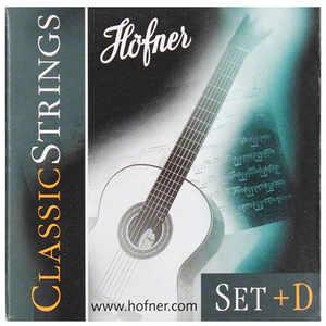 Höfner HCS Saiten für Konzertgitarre Classic +D
