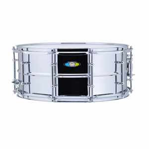 Ludwig  Supralite Steel Snare 14 x 5,5