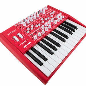 Arturia MiniBrute RED limited Analogsynthesizer