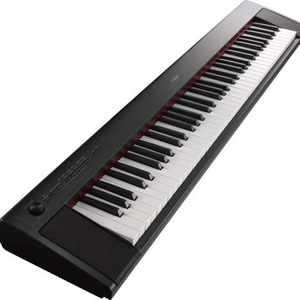 Yamaha NP-32 B Portable Piano schwarz