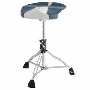 Dixon Drum Hocker PSNK902TBW Triangle blue/white