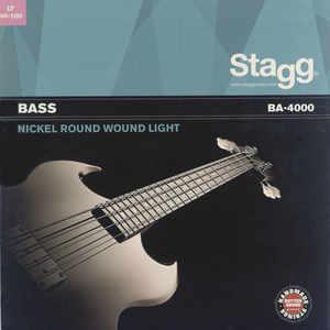 Stagg BA-4000 Bass Saiten