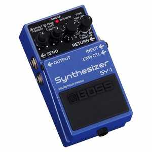 Boss SY-1 Guitar Synthesizer