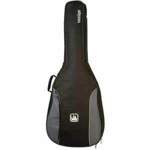 Tonträger Gig Bag Westerngitarre grau/schwarz
