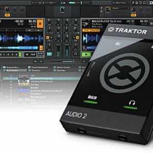 Native Instruments Traktor Audio2 MK2
