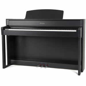 Gewa UP380G BK E-Piano Schwarz matt