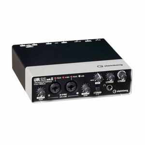 Steinberg UR-22mkII USB AudioInterface