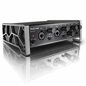 Tascam US-2x2 USB-Audio-MIDI-Interface