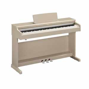 Yamaha YDP-164 WA Digital Piano ARIUS white ash