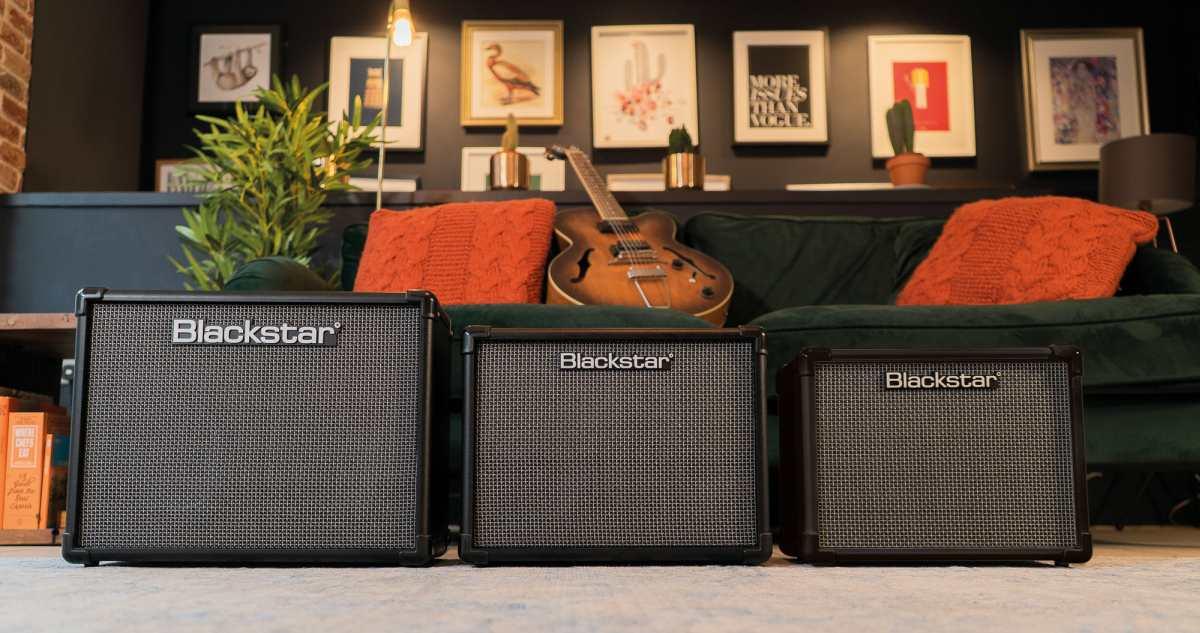Blackstar News neuheiten namm2021 ID Core V3 VIII gitarrenverstärker combos